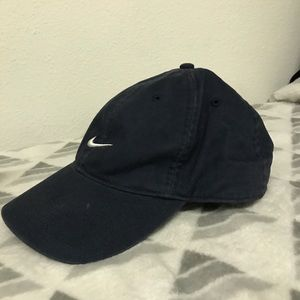 Nike Dark Blue Baseball Hat